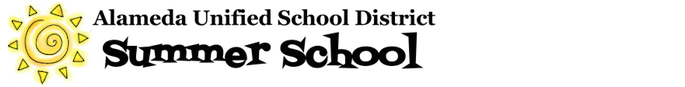 AUSD Summer School  Logo